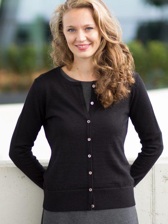 dames-vest-zwart-alpaca-wollen-effen-arana-alpaca-fashion
