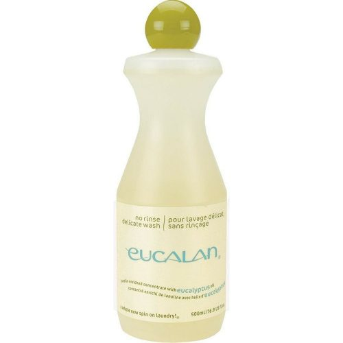 Eucalan eucalyptus wol wasmiddel delicate was